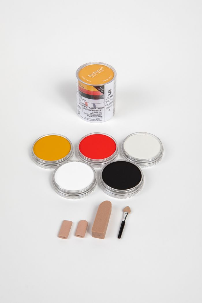 Zorn Colors & Blender Set (5 Color)