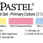 Pearlescents - Primary (3 Color Set)