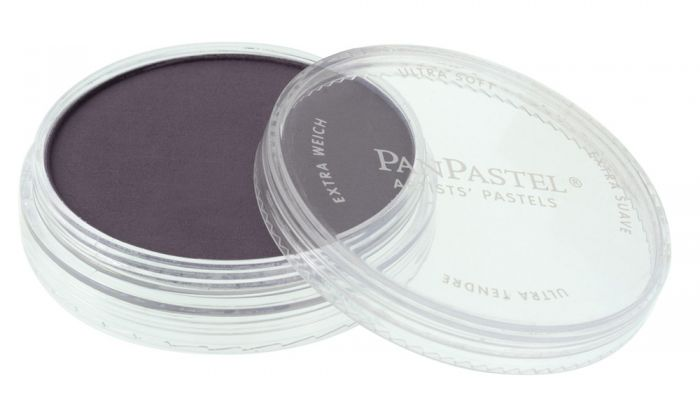 Violet Extra Dark Side View Pans