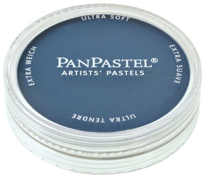 Phthalo Blue Shade Closed View Pans