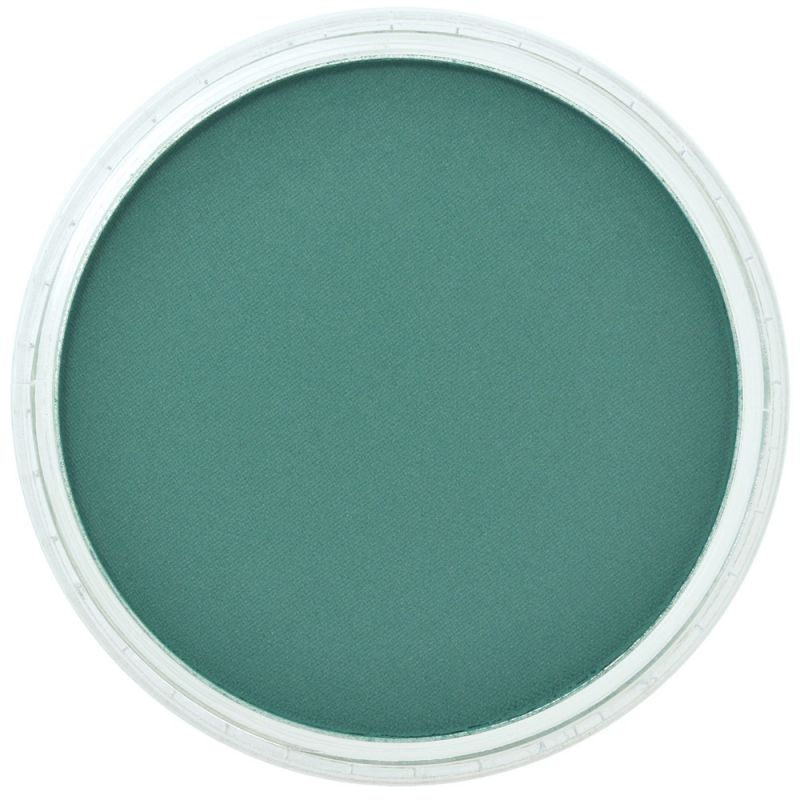 Phthalo Green Shade Open View Pans