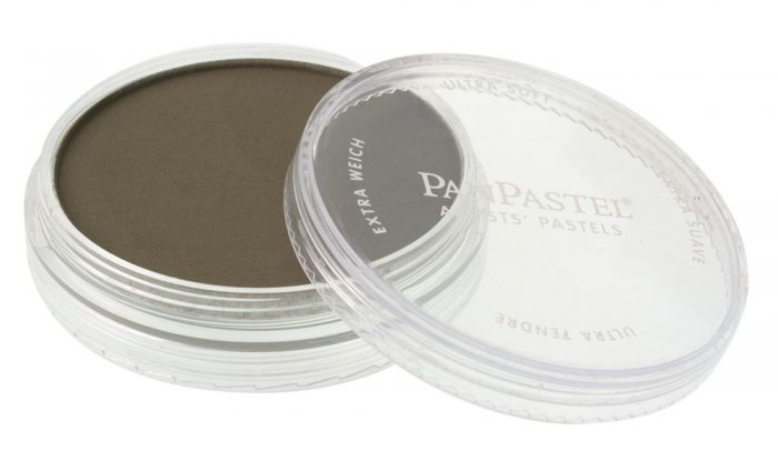 Raw Umber Shade Side View Pans