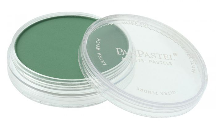 Permanent Green Shade Side View Pans