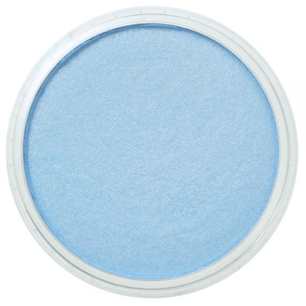 Pearlescent Blue Open View Pans