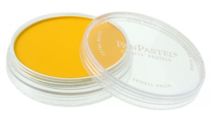 Diarylide Yellow Side View Pans