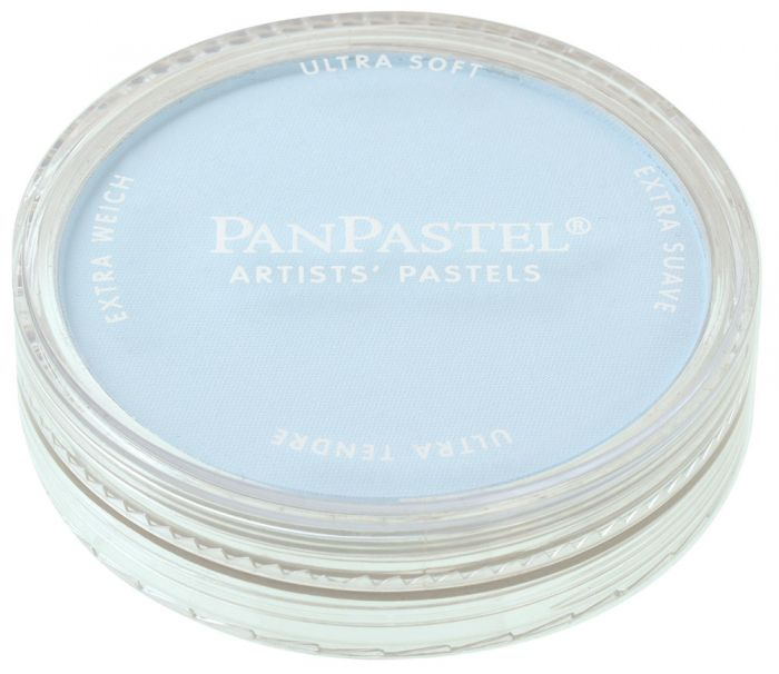 Phthalo Blue Tint Closed View Pans