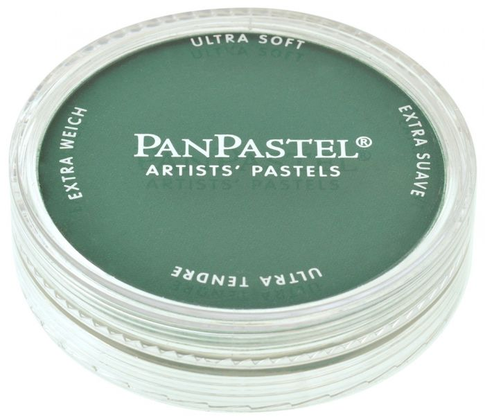 Phthalo Green Shade Closed View Pans
