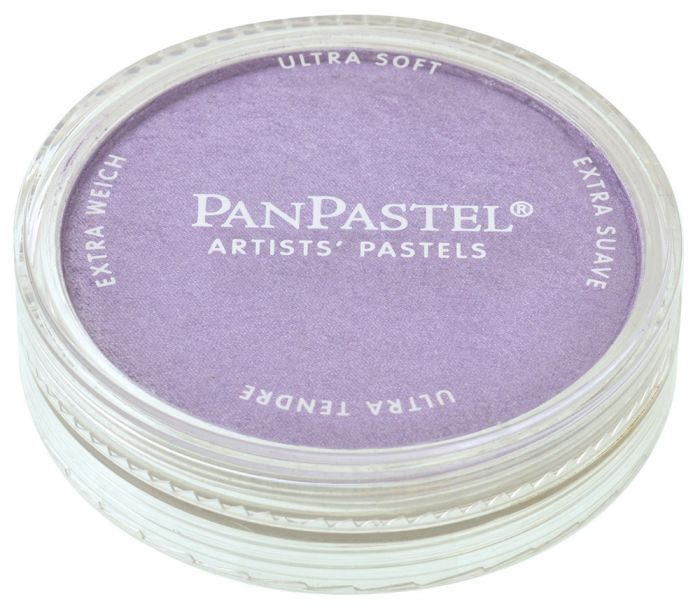 Pearlescent Violet Closed View Pans
