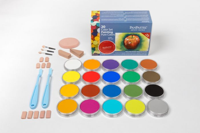 Pure Colors/Painting  (20 Color Set)