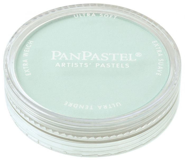 Phthalo Green Tint Closed View Pans