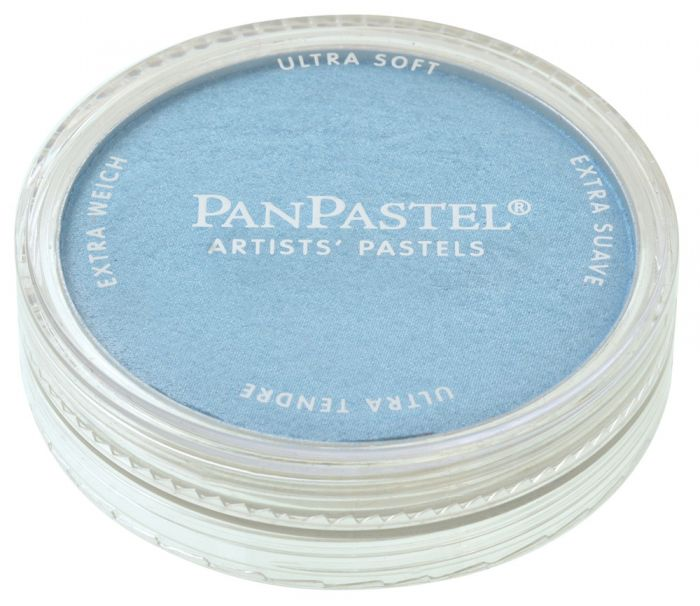 Pearlescent Blue Closed View Pans