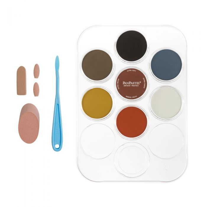 Sketch & Tone Kit (7 Colors)