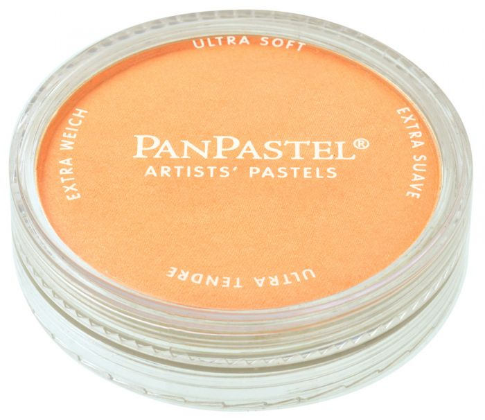 Pearlescent Orange Closed View Pans