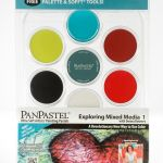 Exploring Mixed Media I - Donna Downey Kit (7 Colors)
