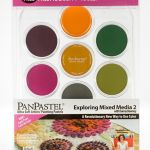 Exploring Mixed Media II - Donna Downey Kit (7 Colors)