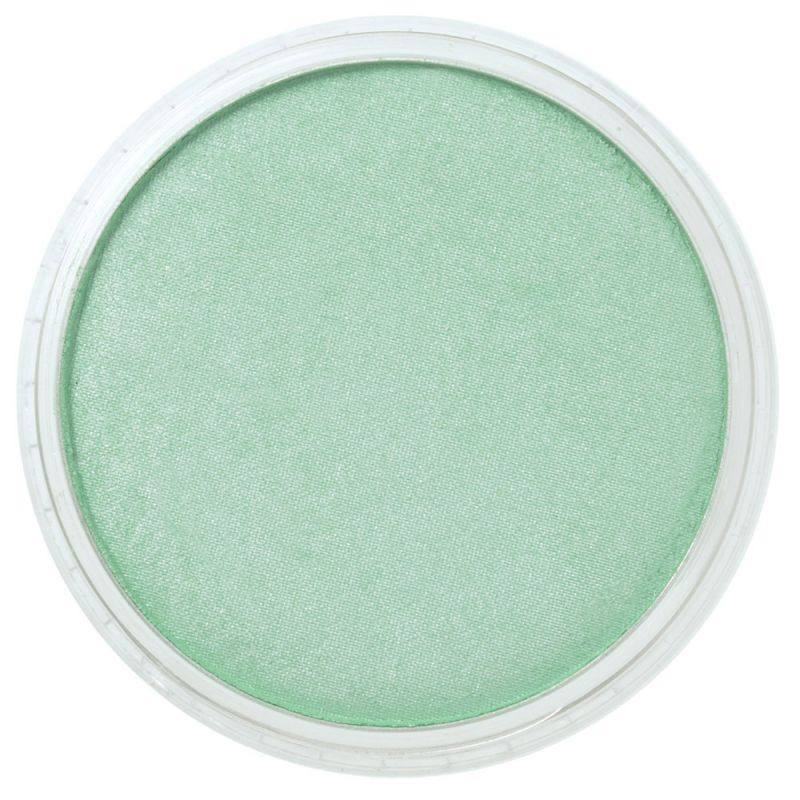 Pearlescent Green Open View Pans