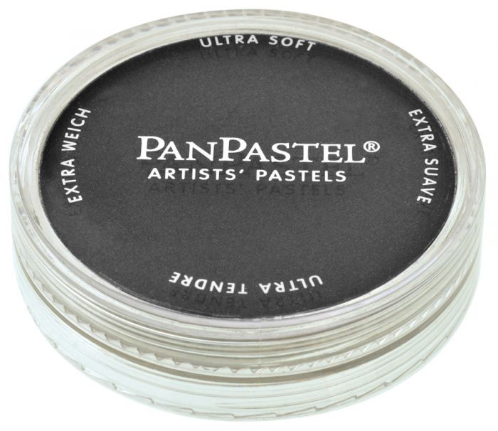 Pearl Medium - Black FINE Closed View Pans