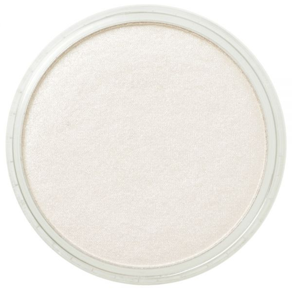 Pearl Medium - White COARSE Open View Pans