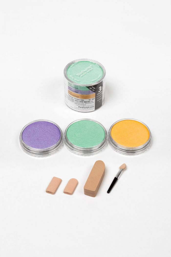 Pearlescents - Secondary (3 Color Set)