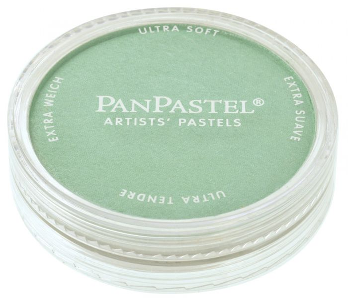 Pearlescent Green Closed View Pans