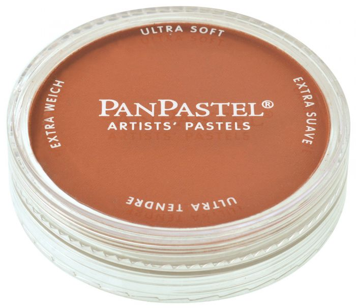 Burnt Sienna Closed View Pans