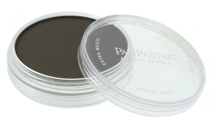 Raw Umber Extra Dark Side View Pans