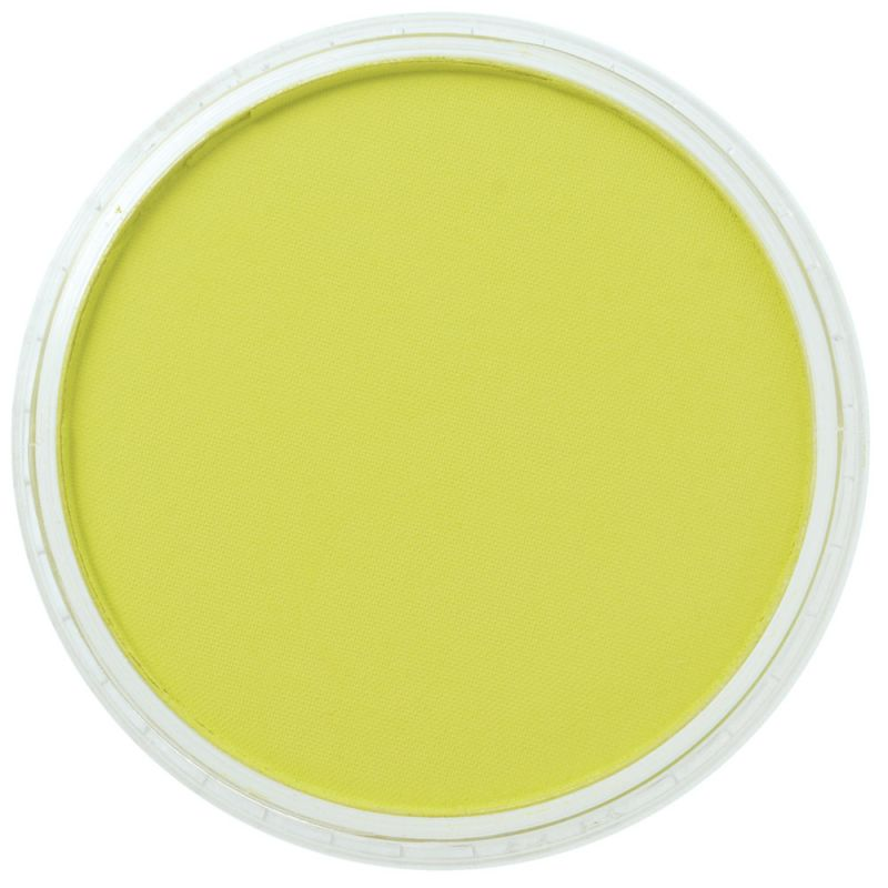 Bright Yellow Green Open View Pans