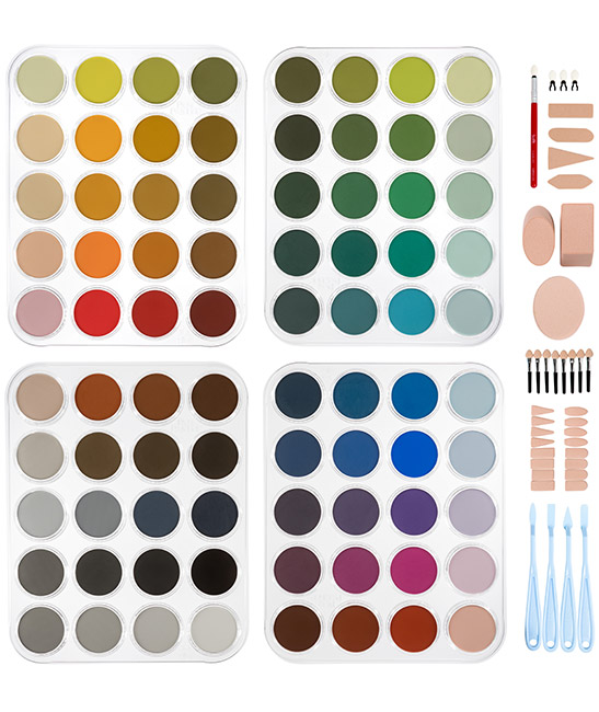 Complete Original Colors Range - 80 Color Set